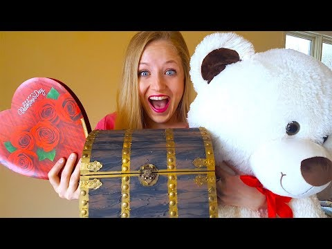 Valentines TREASURE HUNT!