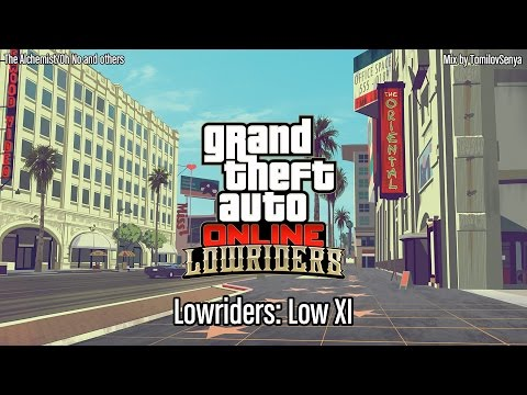 GTA Online: Lowriders Original Score — Trailer Song Extended