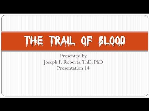 Trail of Blood Presentation 14