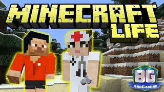 Another Whole New World - The Minecraft Life - Bro Gaming
