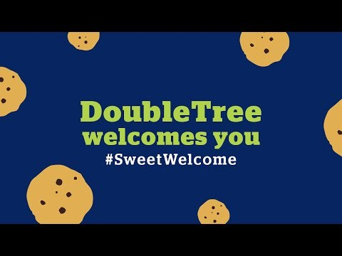 DoubleTree By Hilton Gives A #SweetWelcome In Boston