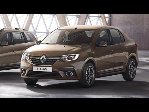 Новый Renault Logan 2017