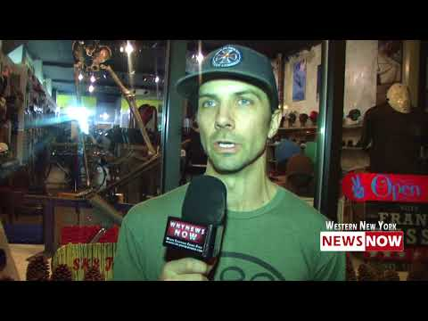 "Skateboarders From Around Region Laud Jamestown As ""Destination Hot Spot"""