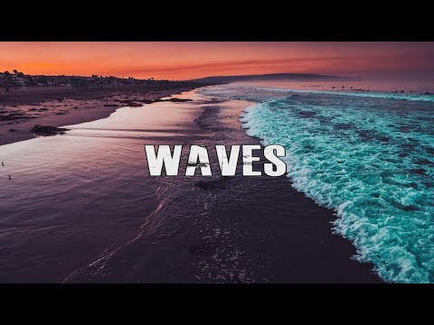 "[FREE] Guitar Type Beat ""Waves"" (Chill Hip Hop Instrumental 2020)"