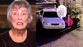 How 81-Year-Old Grandma Survived a Carjacking