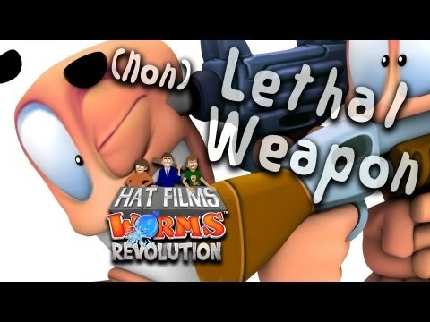 Worms Revolution - (Non) Lethal Weapon