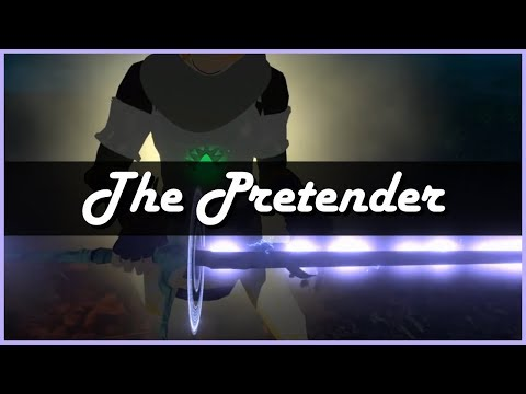 StealthRG - The Pretender [Cover]