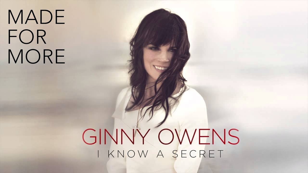 Download Made For More (Audio) - Ginny Owens