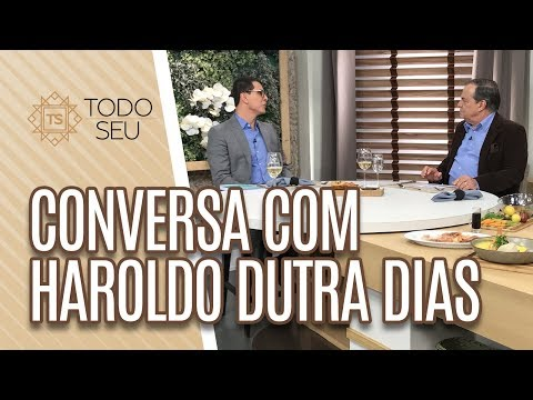 Conversa com Haroldo Dutra Dias - Todo Seu 110619