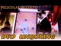 Peliculas de culto: los 400 golpes, el planeta salvaje 8½ dvd Zima unboxing