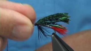Tying the Alexandra (Variant) Wet Fly by Davie McPhail