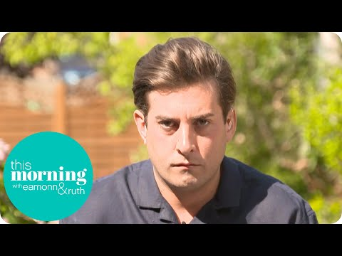 Exclusive: TOWIE's James Argent On His Cocaine Addiction That Nearly Killed Him | This Morning