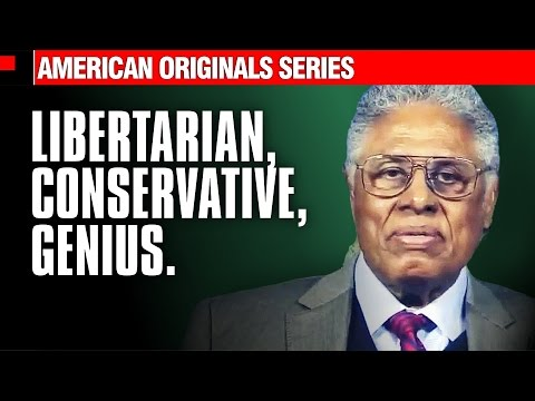 THOMAS SOWELL: FREE THINKER, LIBERTARIAN DRIFT