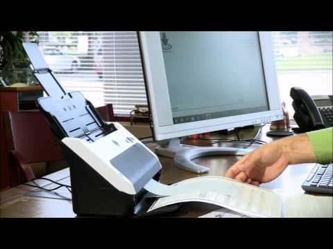 HP Scanjet Professional 3000 s2 Sheet feed Scanner Msystems