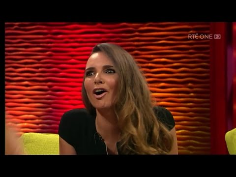 Nadine Coyle - [HD] Saturday Night With Miriam RTE One HD -- 23 Aug 14