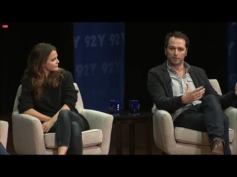 The Americans Panel at The Hollywood Reporter