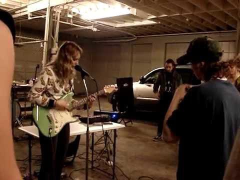 Blair Harris - Under the Water @ Warehouse, Little Rock, AR, April 2015