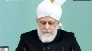 10 Şubat 2012 Cuma Hutbesi - Fatiha Suresi: Kuran öğretilerinin özü