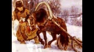Проказы старухи зимы.  Ушинский К. Автор фильма Биневская Т. Н.