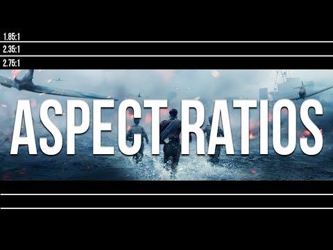 Aspect Ratios - Tomorrows Filmmakers