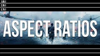 Aspect Ratios - Tomorrow's Filmmakers