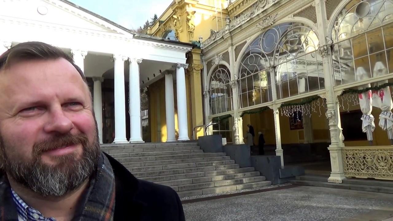 Отдых и лечение в Чехии. Марианские Лазне