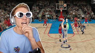 Dirk Is Actually The Greatest 2K Player... Wheel of 2K! Ep. #10