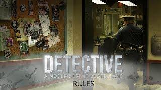Detective: A Modern Crime Board Game - Rules