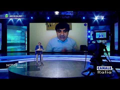 M. Gustinicchi: 'Siamo commissariati dagli uomini di Bill Gates' | Notizie Oggi Lineasera