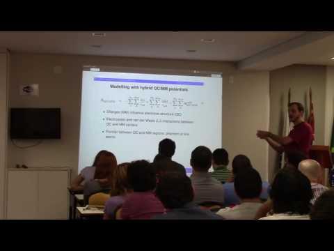 Modelling with hybrid potentials - Prof. Guilherme Arantes (University of São Paulo)
