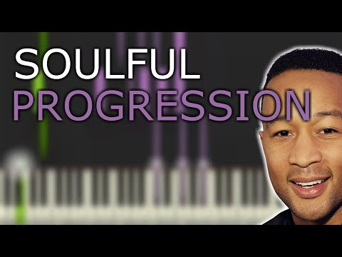 Soulful Piano Ballad Tutorial Synthesia In F Major Youtube