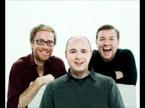 Ricky Gervais XFM - Series 2 Episode 40