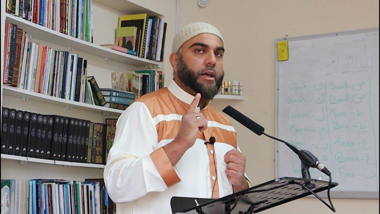 The Believer in Surah Yasin by Brother Harun Abdur Rashid Holmes