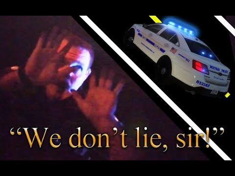 Not Speeding, Dash Cam Proves Nashville Cop Is Wrong -  SUBSCRIBE NOW