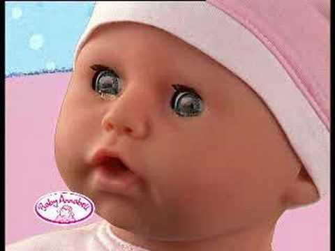 Toys Ee Baby Annabell Nukk Youtube
