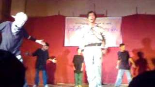 Dance on Aloo Chaat song by Vabs & group.mp4