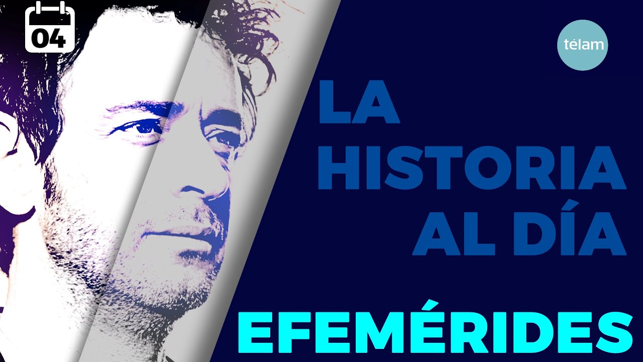 LA HISTORIA AL DÍA (EFEMÉRIDES 04 SEPTIEMBRE)