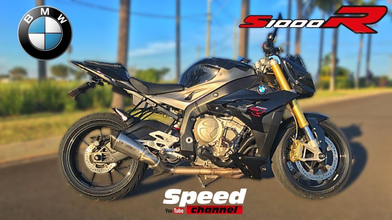 Testando BMW S1000R 2018 | Analise Completa | Speed Channel