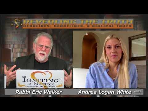 Rabbi Walker & Andrea Logan White discuss her book