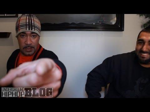 "TASH (Tha Alkaholiks) ""Exclusive Interview"" Undergroun"