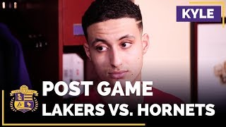 Kyle Kuzma Says Lakers Need To Get Back To How They Started The Season