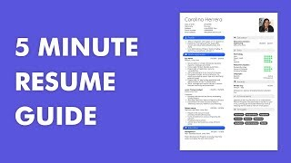 How to Write a Professional Resume in 2020 [A Step-by-step Guide with Resume Examples]