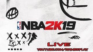 LIVE - NBA 2K19 - Los Angeles Lakers Vs Boston Celtics - PS4