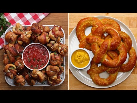 Best Binge-Watching Snacks You Can Make At Home • Tasty