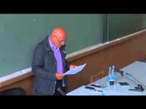Выступление В.В. Познера