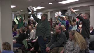 U.S. Rep. Tim Walberg town hall meeting