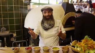 Ishtabach Restaurant with Chef Oren Sasson-Levy