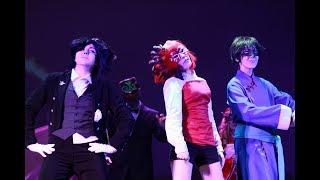 "Imperium Theater ""Санта Барбара с Дворецким""   Taiyou no Matsuri 2018 Black Butler cosplay"