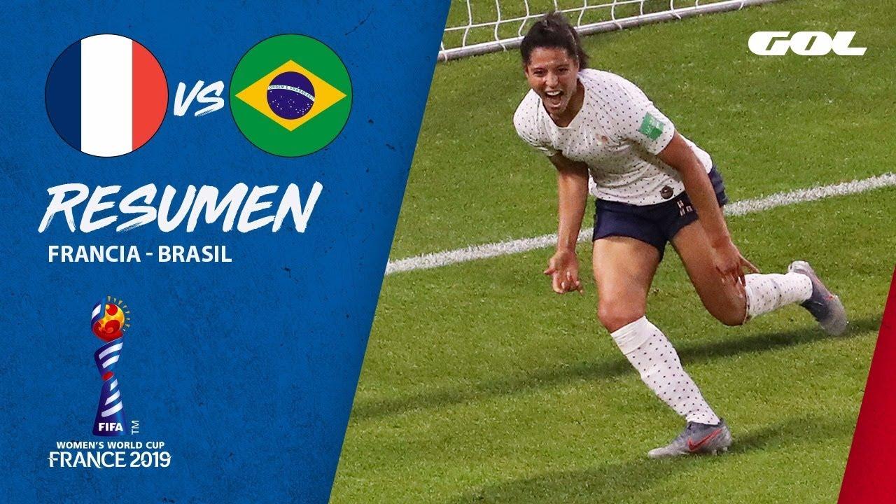 RESUMEN | Francia 2-1 Brasil