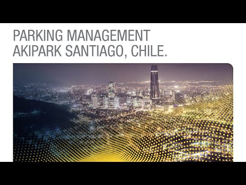 Parking Management Akipark Santiago [Spanish]